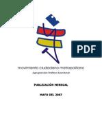 La Nacionalización de los hidrocarburos en Bolivia