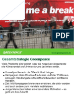 Greenpeace - Open Campaigning & Nestlé