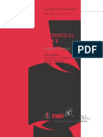 (726216785) resumen hemofilia