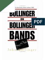 [John a. Bollinger] Bollinger on Bollinger Bands