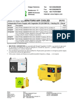 Multi Fuel Generators Air Cooled