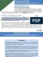 Puncture Repair Procedures