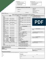 external provider order form