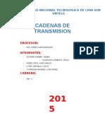Lab 5 - Cadenas de Transmision