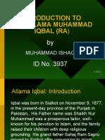 Allama Iqbal & His Poetry