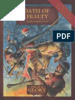 Oath of Fealty, Feudal Europe at War - Richard Bodley Scott