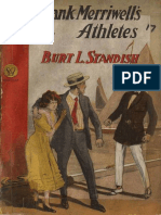 Frank Merriwell's Athletes; Or, The Boys Who Won by Burt L. Standish