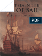 War at Sea in the Age of Sail 1650-1850 by Andrew Lambert