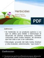 Herbicidas-bIOQUIMICA