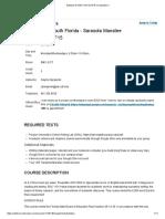 Syllabus for ENC1101 Spring16 Benjamin