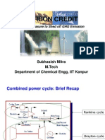 Carbon Credit_illustration Through HYSYS Simulation