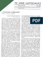 Gasschutz u Luftschutz 1944-5