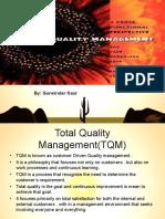 Total Quality TQM