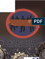 Revisiting Student Politics in Pakistan