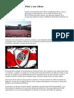 El Equipo de River Plate y sus videos