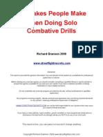 Top5 Mistake Solo Drill