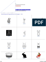 Currently Registered Rabbit Logo Trademarks