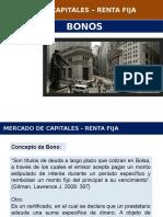 Bonos Finanzas Internacionales