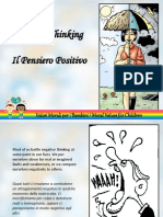 Il Pensiero Positivo - Positive Thinking