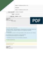 DIPLOMADO GESTION DE CONOCIMIENTO EXAMEN 1