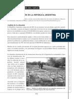 uso y degradacion del suelo