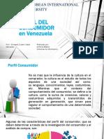 Perfil Del Consumidor en Venezuela