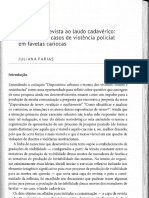 Farias_ Da Capa de Revista Ao Laudo Cadaverico