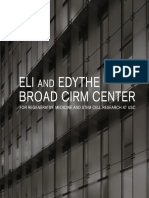 usc eli and edythe broad cirm center