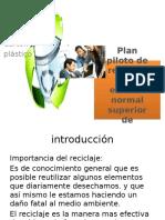Capacitacion Materiales Reciclables Dentro de La Institucion