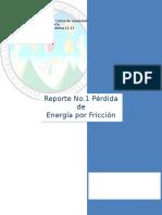 reporte 1 Hidráulica