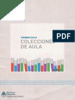 Colecciones de Aula_Cuadernillo 1er Ciclo