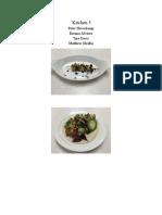 culinary olympics project