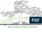 Safe School in South Sudan