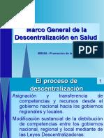 descentralizacion en Salud.ppt