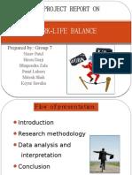 Presentation on  Work-life Balance