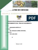 EXAMEN 3RA UNIDAD -  MAQUINARIA AGRICOLA 2