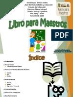 Libro Para Maestros