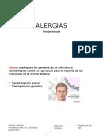 ALERGIAS-Fisiopatología