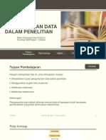 Pengumpulan Data Dalam Penelitian