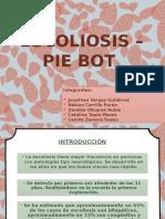Escoliosis - Pie Bot