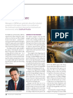 MENA Private Equity Landscape (Private Equity International, July 2015)