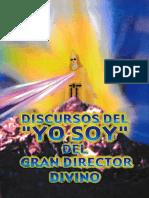 Discursos Del YO SOY Del Gran Director Divino