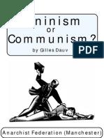 Leninism or Communism