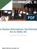 Encuentro de Redes Educativas Drelm 260216 II