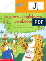 Jaguar's Jungleberry Jamboree