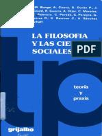 """La ideología de la """"neutralidad ideológica"""" en las ciencias sociales."""