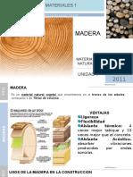 2 Materiales Naturales Madera