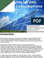 Energy management DHL