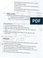 Physics paper 6 IGCSE Notes