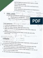 Physics paper 6 IGCSE Notes
